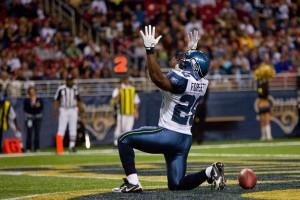 Justin Forsett Touchdown