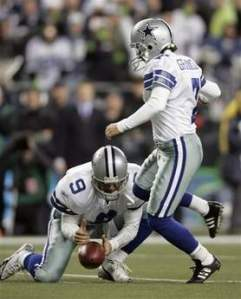 Tony Romo fumble